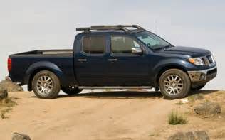 2011 Nissan Frontier 2011 Nissan Frontier Reviews And Rating Motor Trend