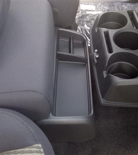 cargo floor console ram 1500 floor console tray part no console tray black