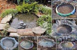 diy backyard pond ideas craftionary