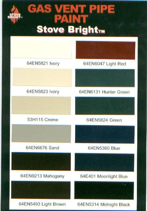 Fireplace Paint Colors by Impressive Stove Paint Colors 3 Stove Bright Paint Color