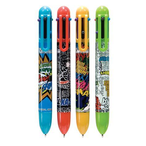 cool pens funniez 6 color pen shop geddes