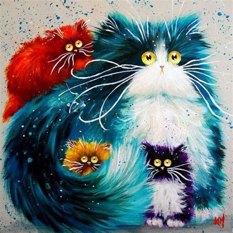 cat painting tips best 25 cat paintings ideas on black cat
