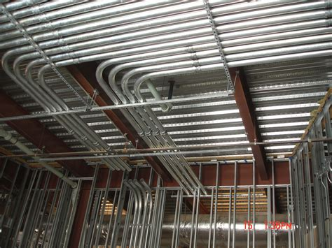 wiring conduit installation commercial electrical bossier city