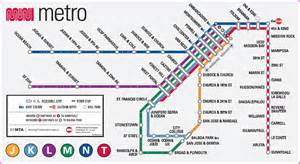 San Francisco Subway Map by Show Us Your Local Rail Transit Systems Page 11