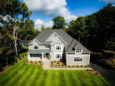 lakefront simply home custom home builders in virginia