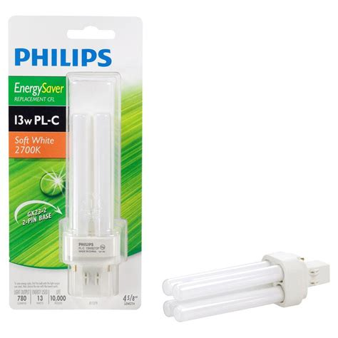 Lu Philips Pl C 13 Watt upc 046677230395 philips lightbulbs 13 watt soft white