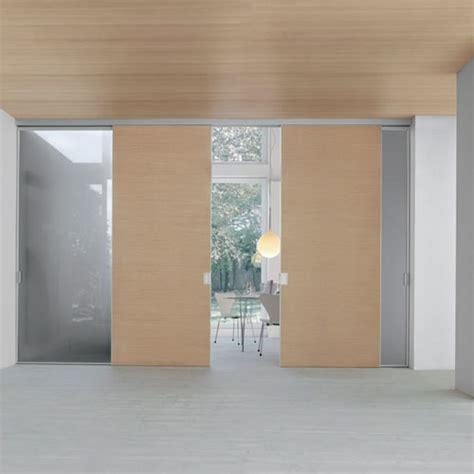 meraviglioso Rovere Sbiancato Porte #1: 40-porta-vetro-pixel-fum%C3%A8-scorrevole-mitika-binario-soffitto-alluminio-rovere-sbiancato.jpg