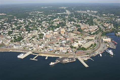 boat marinas in ct new london harbor in new london ct united states