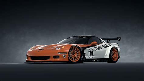 corvette race car chevrolet corvette zr1 c6 lm race car 09