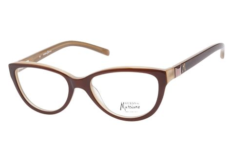 guess glasses guess by marciano gm161 brown