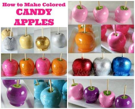 how to make colored apple 17 apple recipes that will rock your world this fall