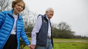 Jimmy and Rosalynn Carter prepare to mark 72 years of marriage