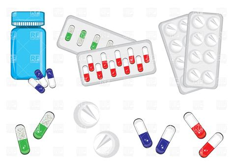 download medical pills tablets and capsules on white and medicine tablets clipart www pixshark com images