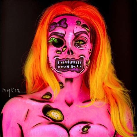 zombie elsa tutorial 1000 images about glam gore on pinterest elsa makeup