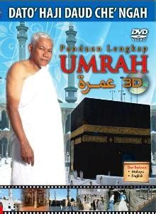 Dvd Lengkap pustaka iman dvd panduan lengkap umrah 3d
