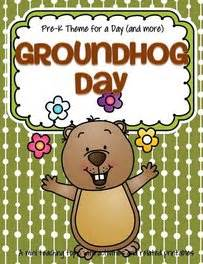 groundhog day theme theme activities and printables for preschool pre k and