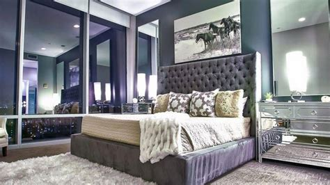 Decorating with mirrored furniture in the bedroom home design lover