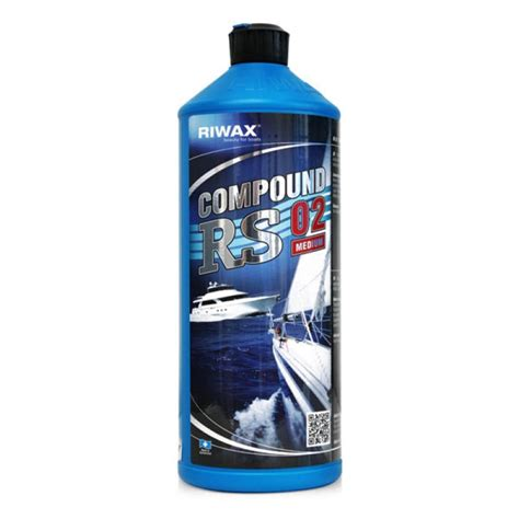 Riwax Water Blade riwax rs02 polishing compound medium boat yacht