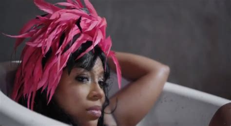 how to do hard hairstyles k michelle s 5 hair moments in new hard to do music video
