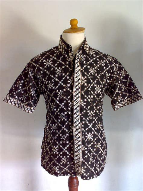 Hem Koko Ke 06 batik eksklusif sukma batik jogja