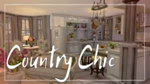 Design Your Livingroom the sims 4 room build country chic kitchen dinning