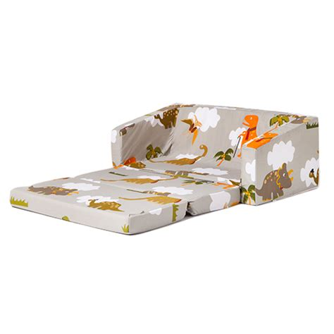 kids folding bed jurassic kids folding sofa bed futon play mattress fold