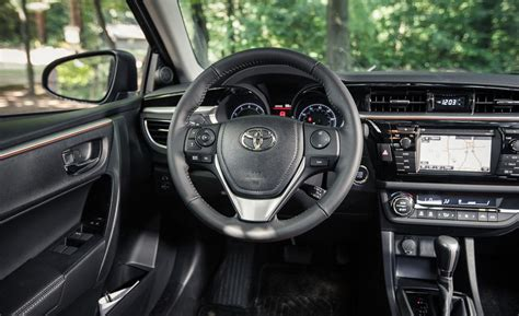Toyota Corolla 2014 Interior by Car And Driver