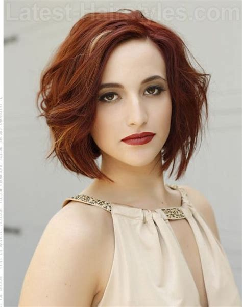 med to short hair styles medium layers fine hair short hairstyle 2013