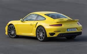 2014 Porsche Turbo S Porsche 911 Turbo S 2014 Widescreen Car Picture 31