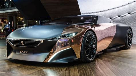 peugeot onyx top gear peugeot reveals the onyx concept top gear