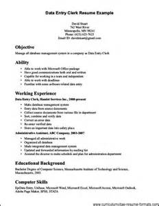 Office Clerk Resume by Comments General Office Clerk Resume Free Sles Exles Format Resume Curruculum