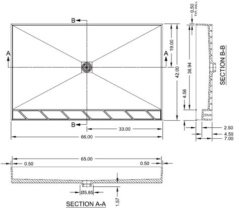 Walk In Shower Dimensions by Walk In Shower Dimensions Pictures To Pin On