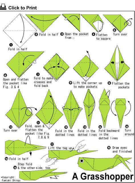 Cara Buat Origami Naga - sinang s origami
