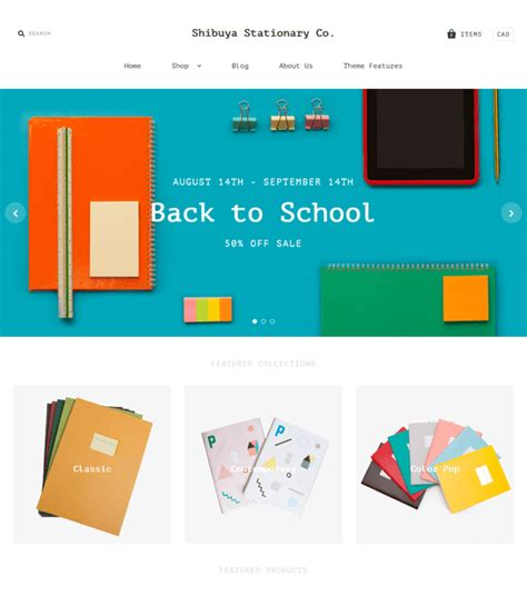 shopify themes pacific 21 of the best free premium minimal shopify themes down