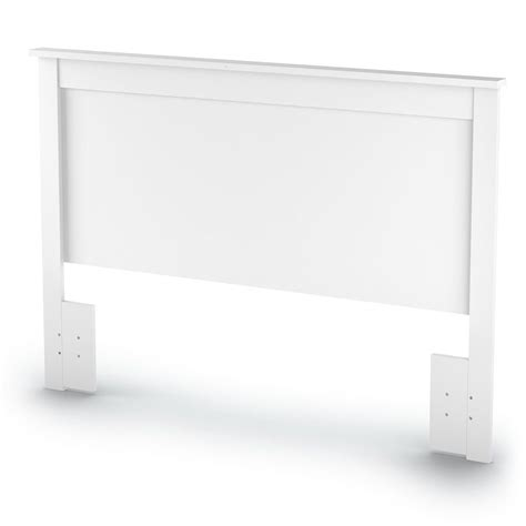 south shore bel air t 234 te de lit 54 60 quot blanc solide