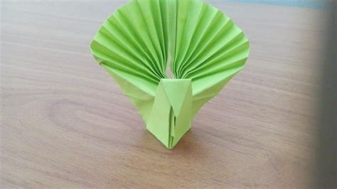 How To Make Something Easy Out Of Paper - origami animals origami peacock peacock out of paper