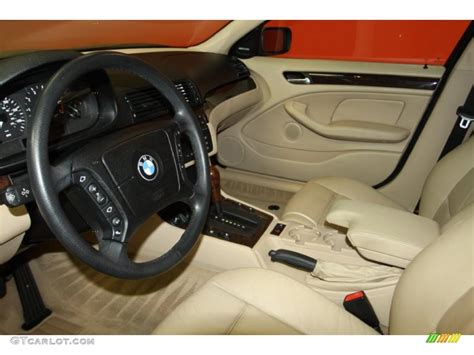 sand interior 2000 bmw 3 series 328i sedan photo 45436309