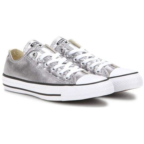 converse silver sneakers 25 best ideas about metallic sneakers on vans
