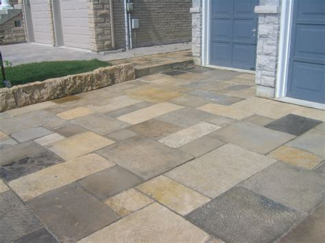 flagstone washing and cleaning in mississauga vaughan