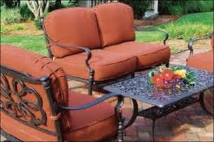 Outdoor patio furniture cushions clearance trend home design and