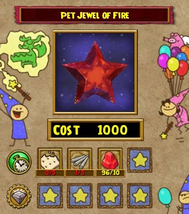 bag of jelly beans wizard101 wizard101 test realm craftable pet jewels of the