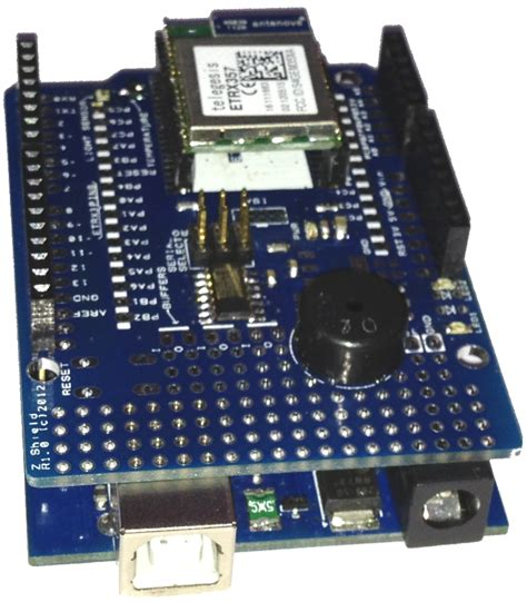 z shield zs 01 01 arduino zigbee pro shield for telegesis