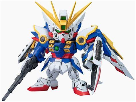 Sd Wing Gundam Endless Waltz Ew Ver Ka Bandai sd wing gundam endless waltz ver manual color guide mech9 anime and mecha