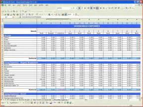 free home budget template for excel free budget template excel household free budget