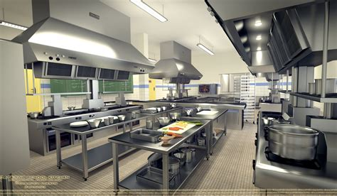 kitchen catering kitchen of catering school escoffier by mrsvein872 on