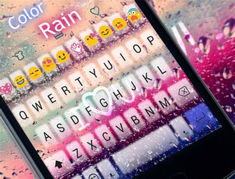 how to get color emoji on android color emoji keyboard skin android apps on play
