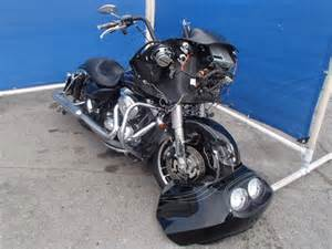 Salvage Harley Davidsons For Sale by Salvage 2011 Harley Davidson Fltrx For Sale