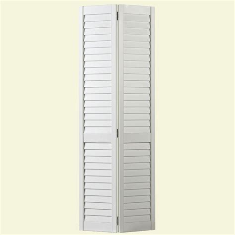 masonite 24 in x 80 masonite 24 in x 80 in plantation louver painted