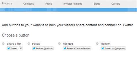 membuat follower twitter menjadi ribuan cara membuat tombol follow twitter di blogspot rednetzone