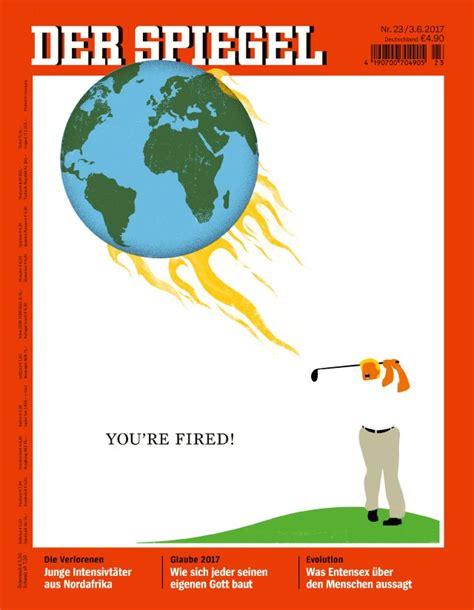 Dekor Spiegel by Pulls Out Of Climate Deal Western Rift Deepens